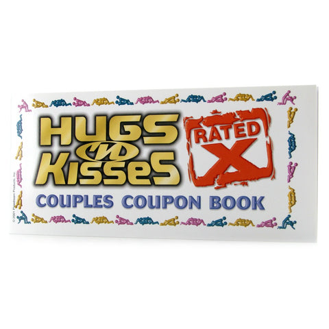 Hugs 'n Kisses Couples Coupons Rated X