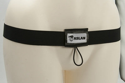 Aslan Leather Stealth Packing Strap -  Packers - Spot of Delight - 1