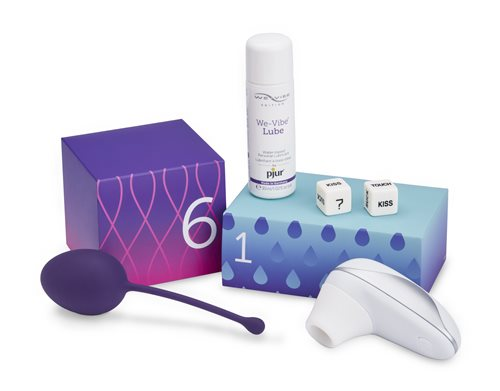 We-Vibe Discover Gift Kit - LAST ONE!