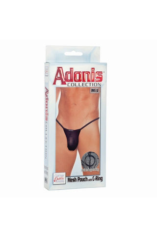 Adonis Mesh Pouch with C-Ring