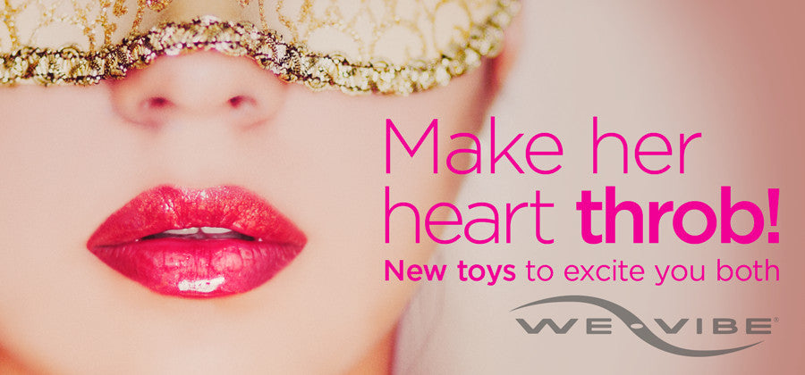 We-Vibe New Products