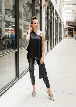 EVE TOP - BLACK