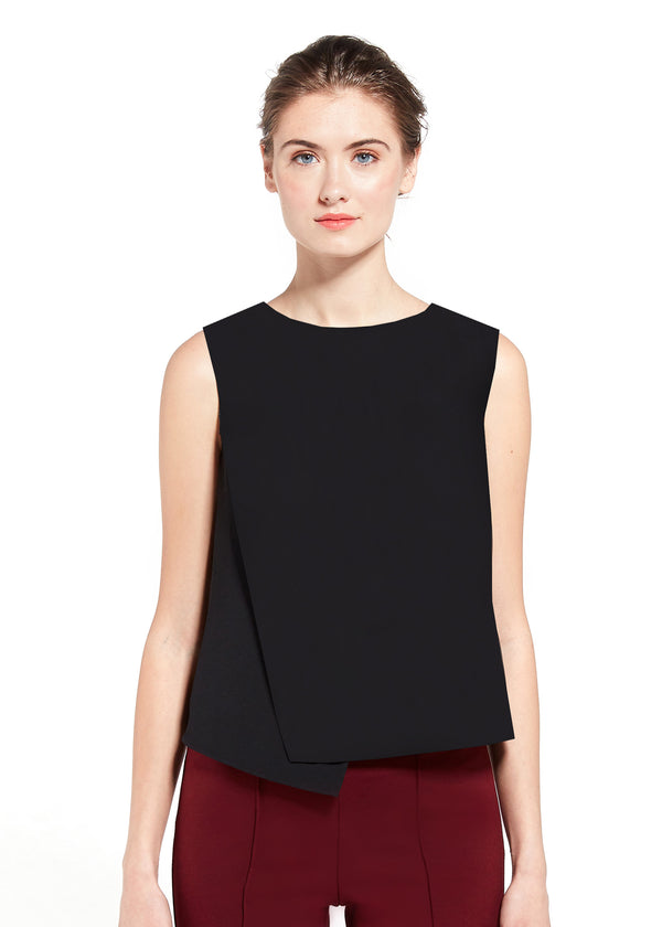 ALEXA TOP - BLACK