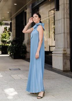 POPPY GOWN - MARLIN LUXE SATIN
