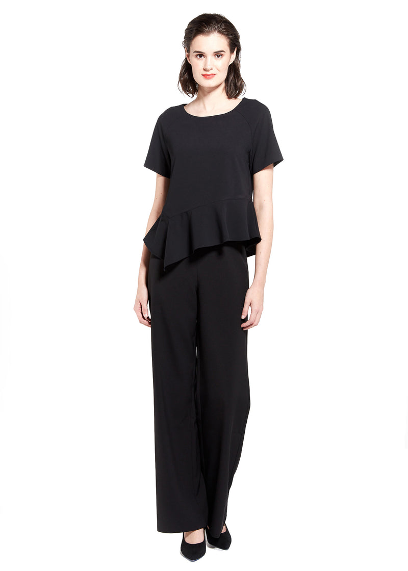 CARTER TROUSER - BLACK