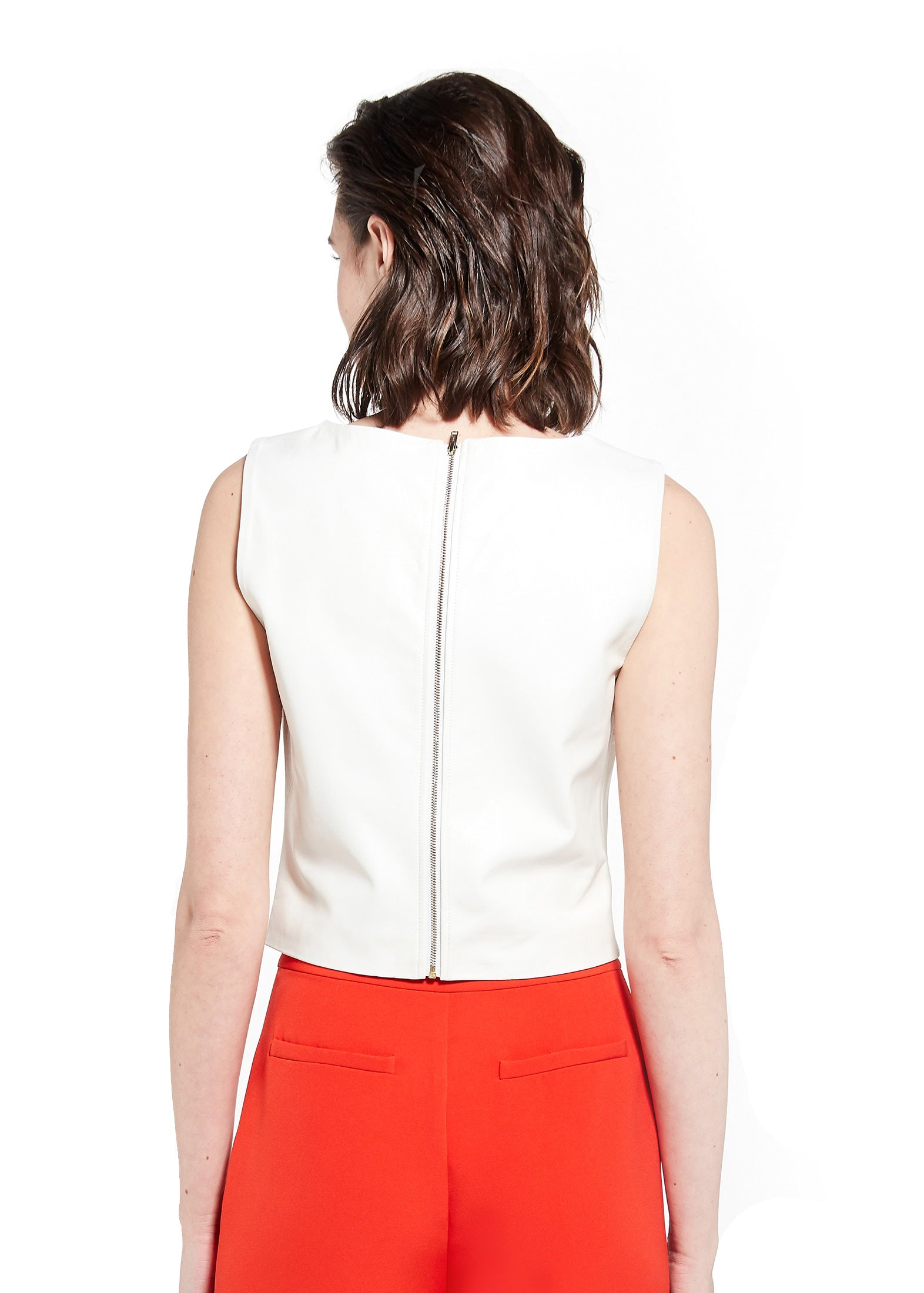 ROWAN TOP - WINTER WHITE
