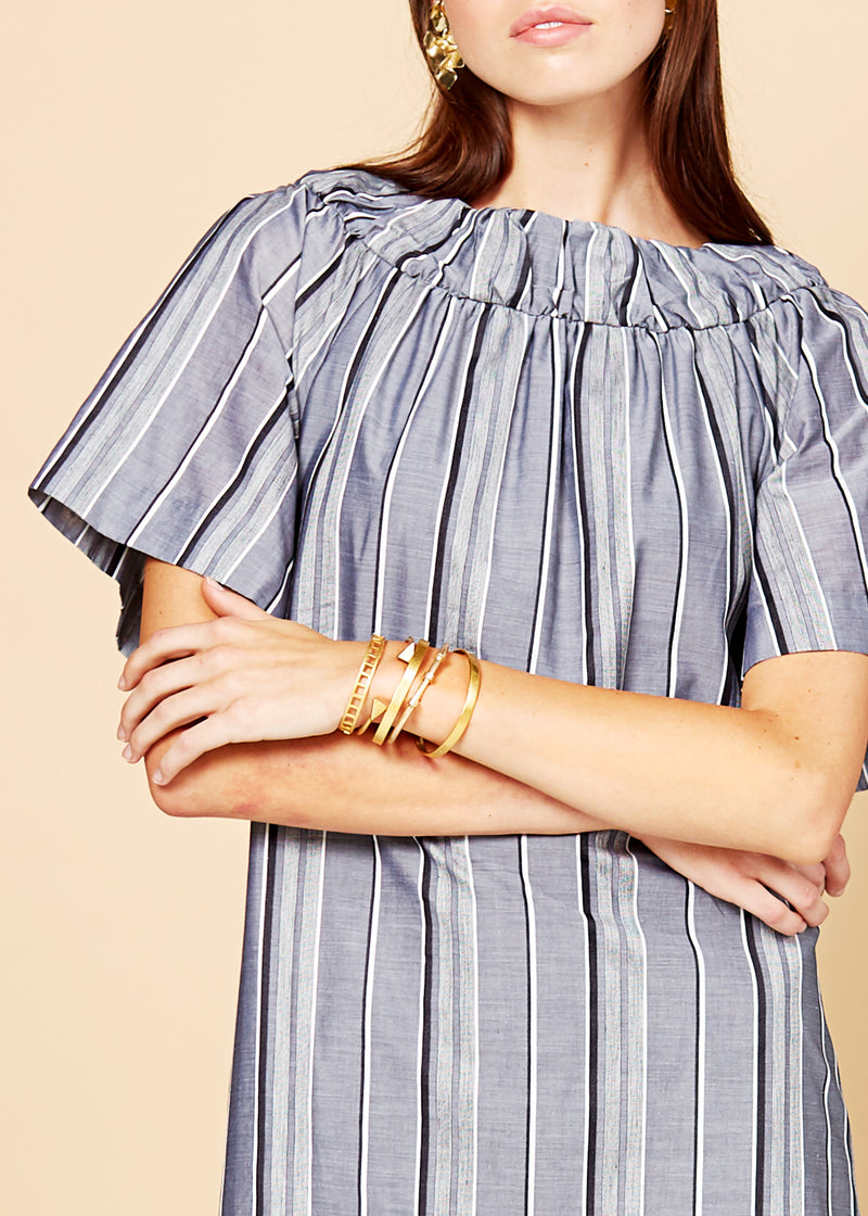 EMMA DRESS - STRIPE