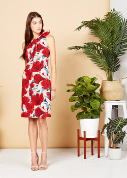 SUSAN DRESS - DESERT FLOWER