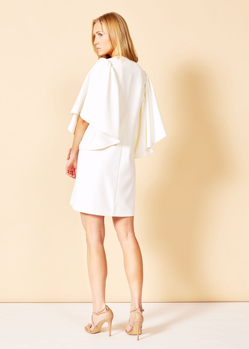 WENDY DRESS - WHITE