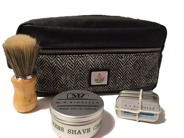 M.V. Kingston Men's Grooming Set