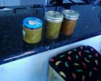 My Home Made Jalapeno Sauce