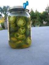 Pickled Jalapeno Peppers. Mmmmm.