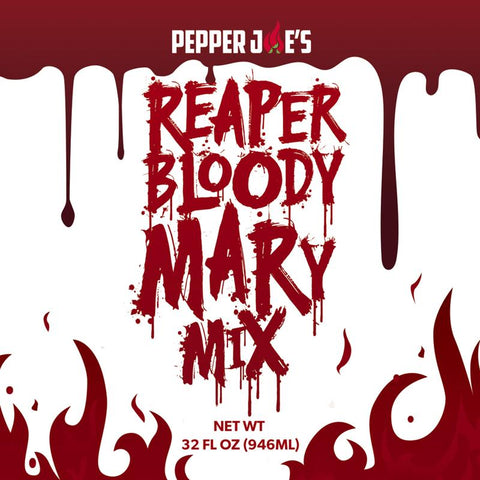 pepper joe's spiciest bloody mary mix