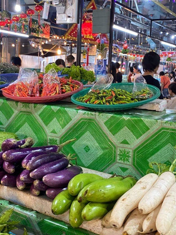 Trip to Thailand results in two rare Thai pepper seed varieties