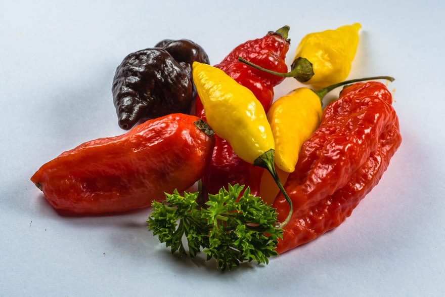 Bounty Bhut Jolokia Ghost Pepper Mix - Pepper Joe's