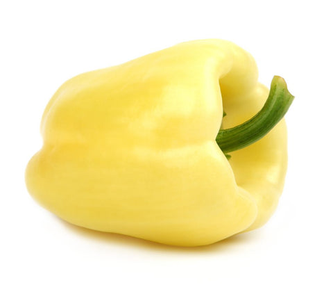 white sweet pepper
