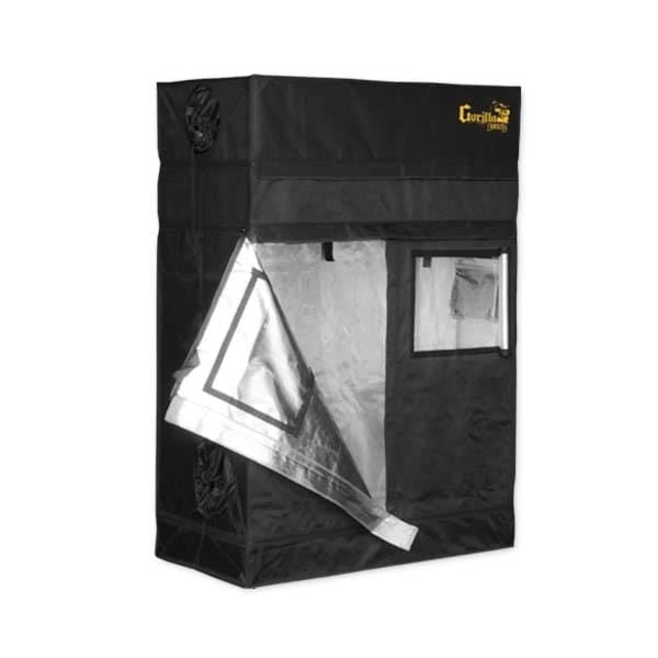 2'x4' Short Grow Tent by Gorilla Grow