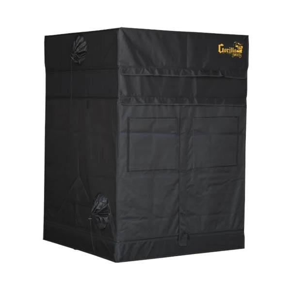 4'x4' Short Grow Tent by Gorilla Grow