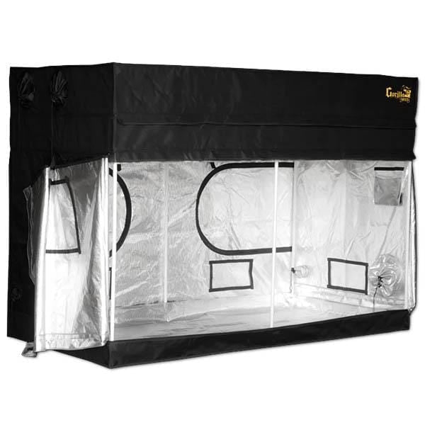 4'x8' Short Grow Tent by Gorilla Grow