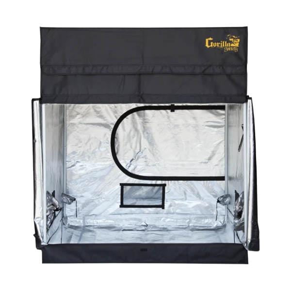 5'x5' Short Grow Tent by Gorilla Grow