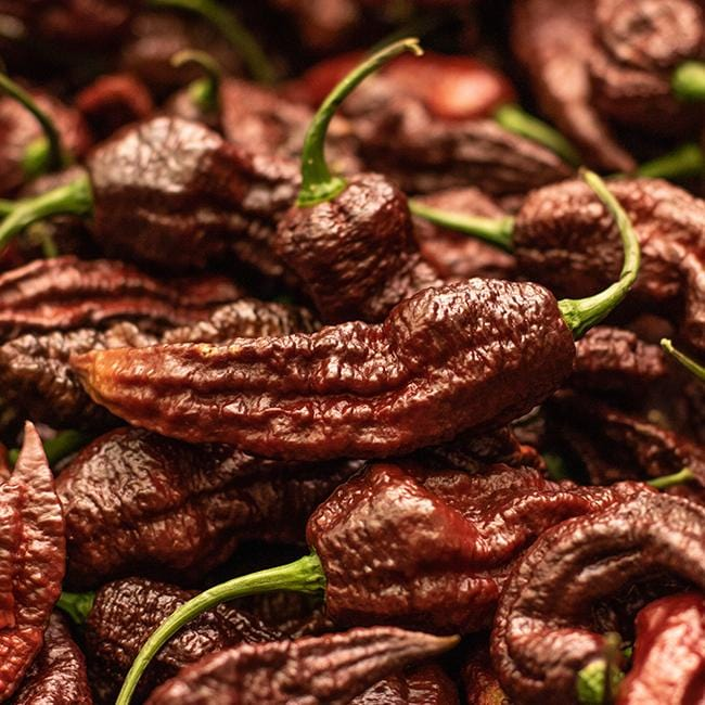 Chocolate Bhutlah Pepper Seeds