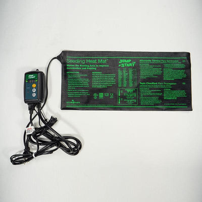 Heat Mat and Temperature Controller Bundle