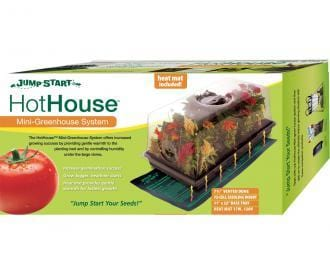 Jump start germination kit
