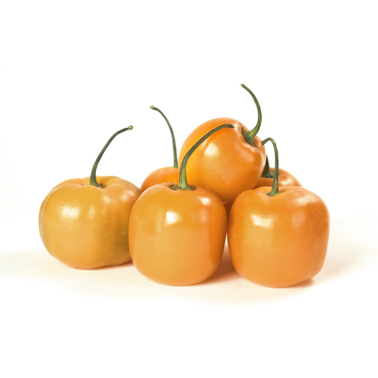 orange manzano pepper