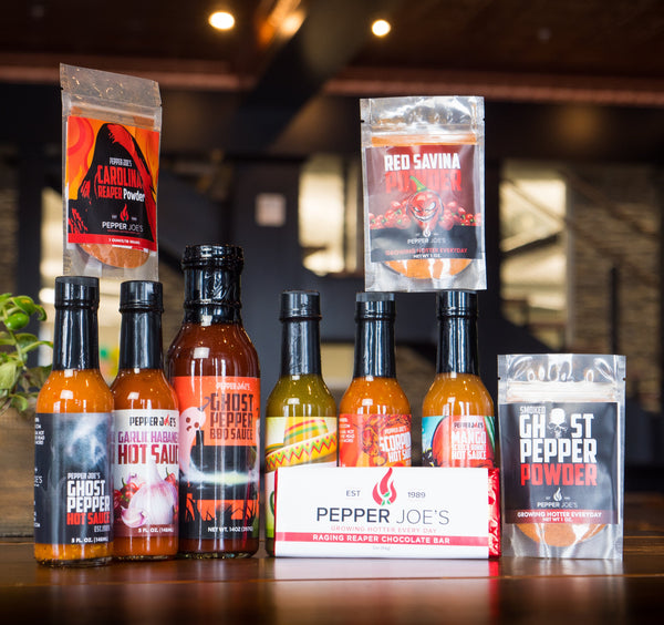Spicy Gifts for Heat Lovers