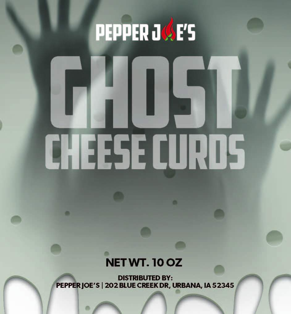 Ghost Pepper Cheese Curds