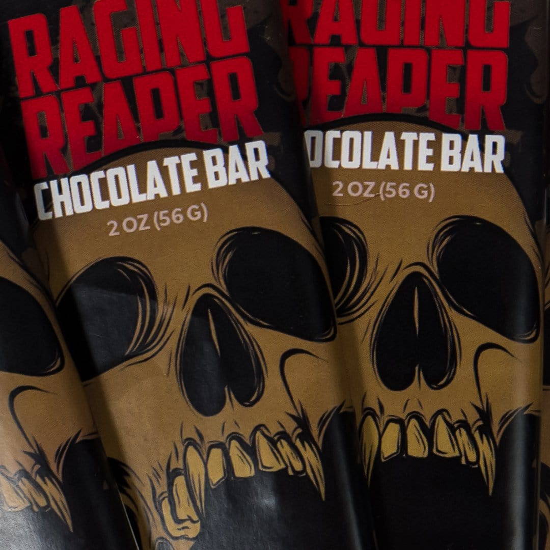 Pepper Joe's Raging Reaper Chocolate Bar