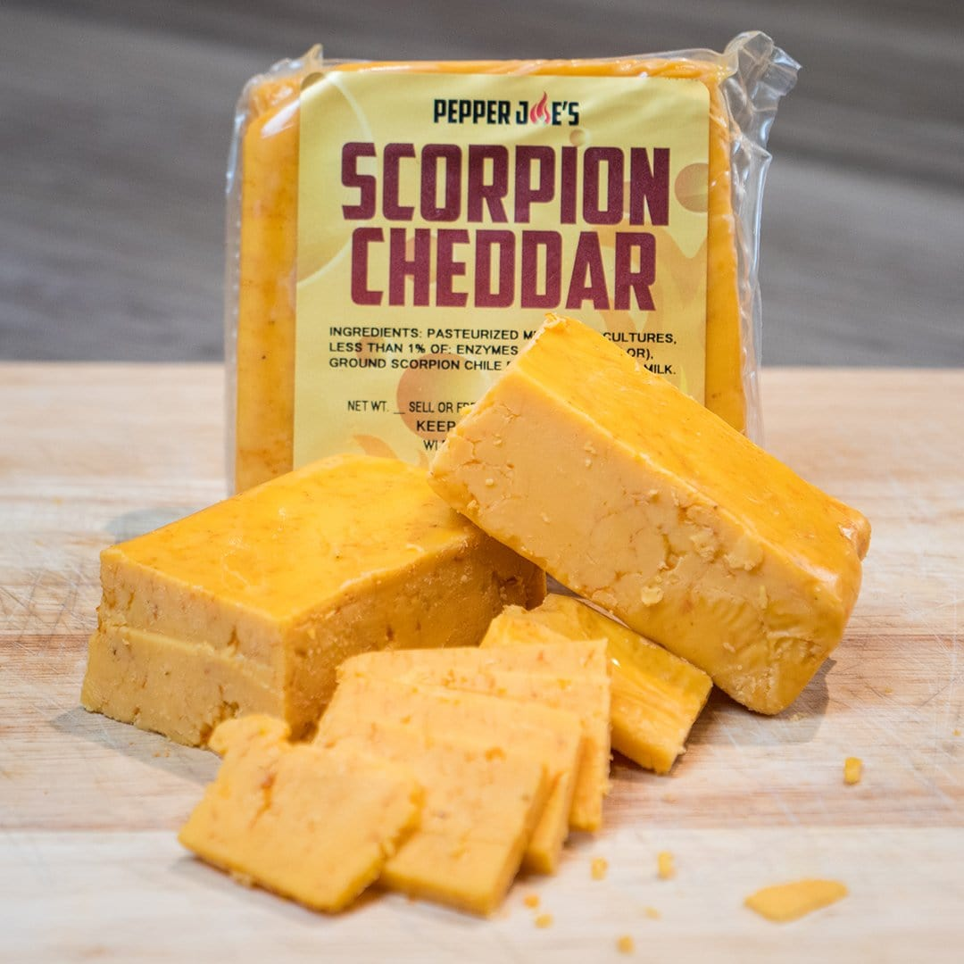 Scorpion Cheddar Cheese
