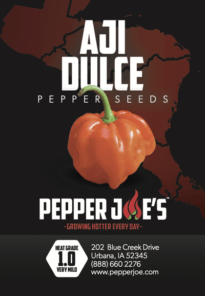 Aji Dulce Pepper Seeds