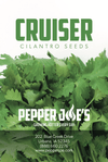 Cruiser Cilantro Seeds