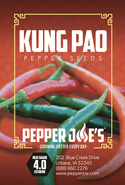 Kung Pao Pepper Seeds