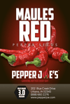 Maules Red Seeds