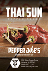 Thai Sun Pepper Seeds