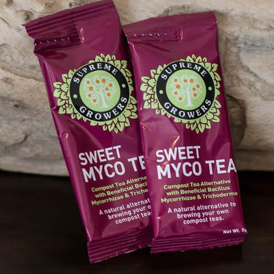 Sweet Myco Tea Fertilizer 2-Pack - Pepper Joe's
