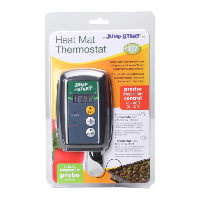 Digital Temperature Controller for heat mats