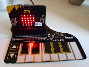 :Klef Micro:Bit Piano From Kitronik