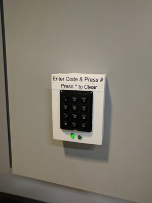 Escape Room Part 4: Keypad Lock