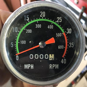Driving a Mechanical Speedometer with a Raspberry Pi  Part 1 of 2: The Mechanical Bits