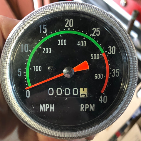 Driving a Mechanical Speedometer with a Raspberry Pi Part 1