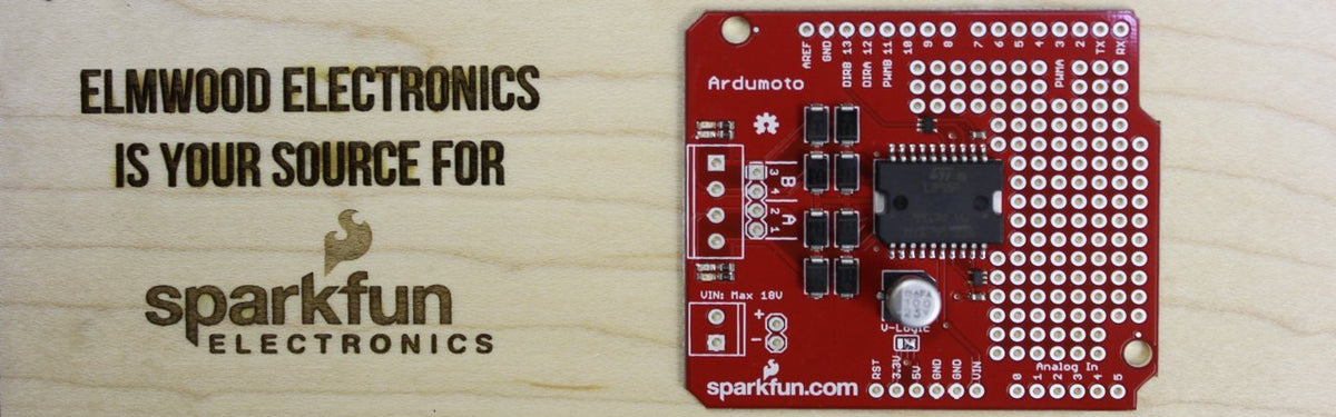 Canadian Source for Adafruit, Arduino, Raspberry Pi