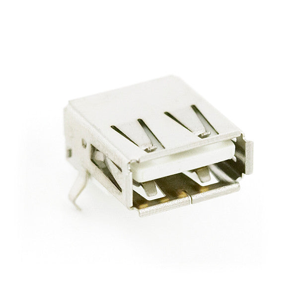 USB Female Type A SMD Connector