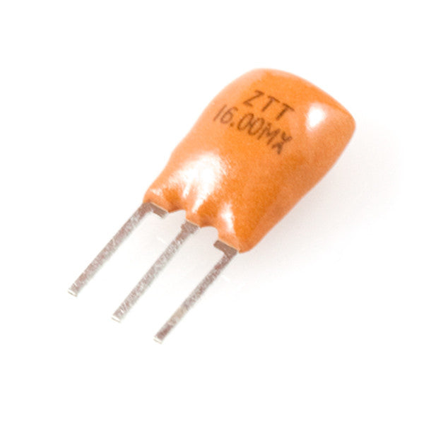 Ceramic Resonator 16MHz