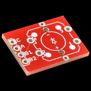 LED Tactile Button Breakout