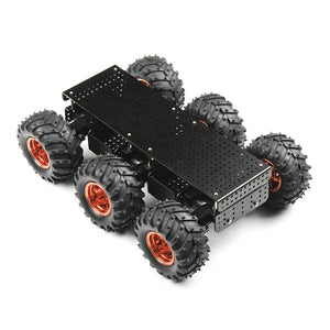 Wild Thumper 6WD Chassis - Black (34:1 gear ratio)
