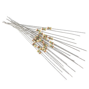 Resistor 1.0M Ohm 1/6th Watt PTH - 20 pack