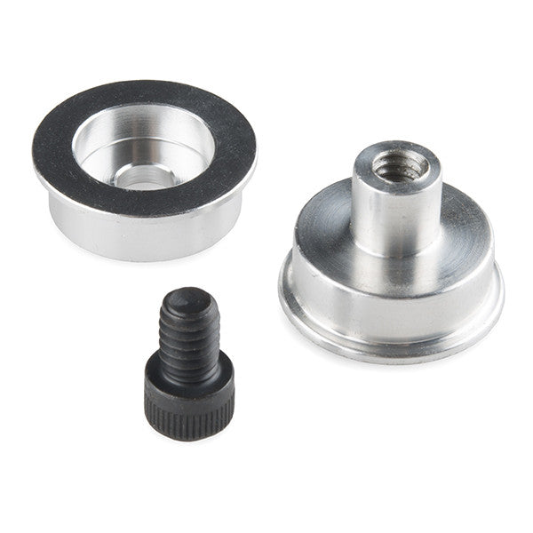 Skate Wheel Adapter - Shaft Connection